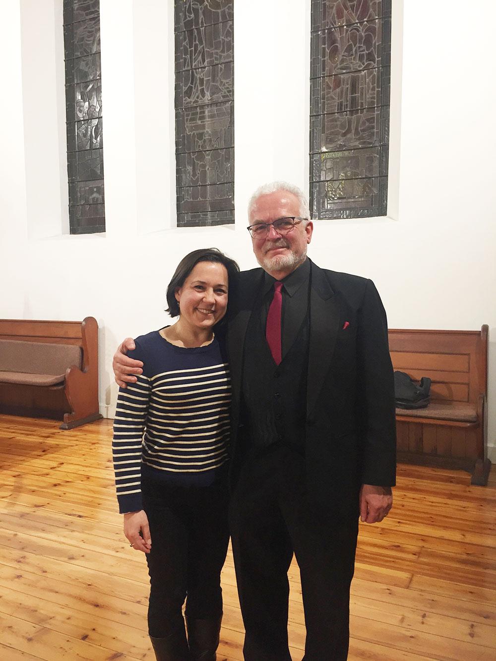 Melbourne Master_Nathalie and Alan
