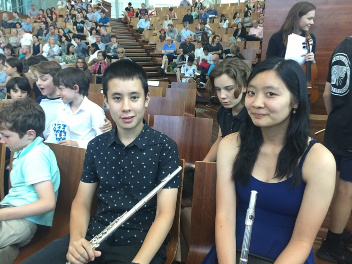 Melbourne Flute Masters Apprentices