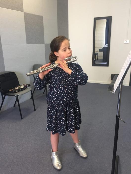 Sofia Flute Recruit
